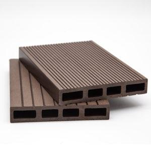 WPC DECK Περίφραξης Καφέ Σκούρο 3600x110x20mm