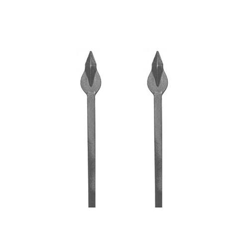 Λόγχη Φλόγα Νέου Τύπου Από Καρέ 12mm