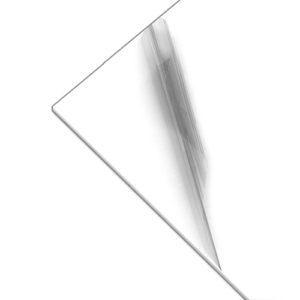 Πολυκαρβονικό Συμπαγές Επίπεδο 3mm Γαλακτερό 2.05×1.52m