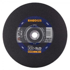 Τροχός Κοπής Rhodius 300×3.0 Σιδήρου