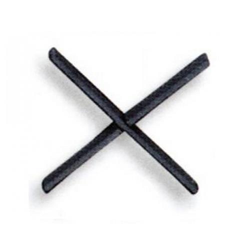 Χιαστό Απλό 14x5cm