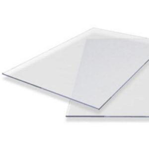 Πολυκαρβονικό Συμπαγές Επίπεδο 10mm Διαφανές 2.05×1.52m