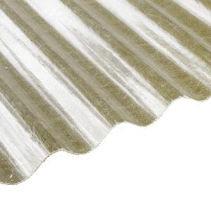 Πολυεστερικό Φύλλο Αυλακωτό 2.00×0.82m