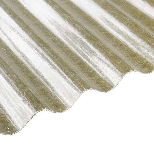 Πολυεστερικό Φύλλο Αυλακωτό 3.50×0.82m