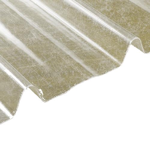 Πολυεστερικό Φύλλο Τραπεζοειδές 5 Κορυφών 5.50×1.05m