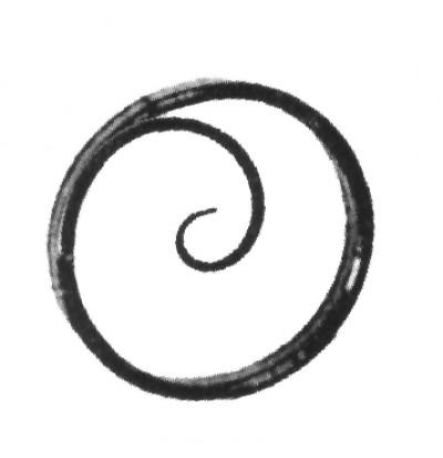 Καράβολο Κύκλος Σαλιγκάρι 11x12cm