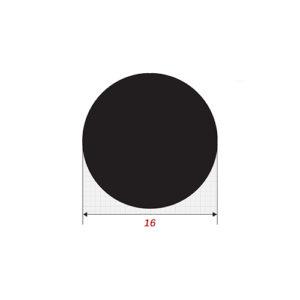 Στρόγγυλο 6m Μασίφ Φ16