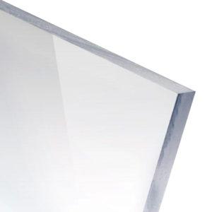 Ακρυλικό Φύλλο Extruded 4mm Διάφανο 2.05×3.05m