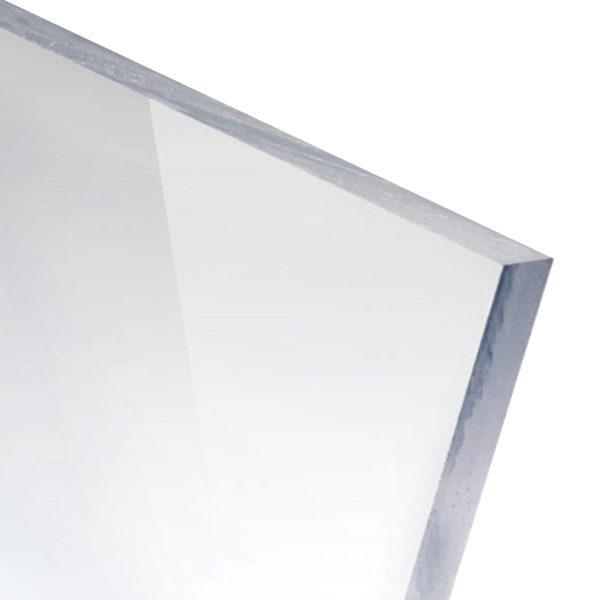 Ακρυλικό Φύλλο Extruded 4mm Διάφανο 2.05×1.52m