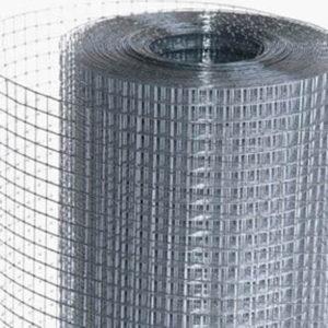Κουνελόσιτα Ρολό 2.00m ύψος με 12x25mm μάτι