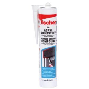 Ακρυλικός Αρμόστοκος Fischer για Εσωτερικούς Αρμούς 310ml