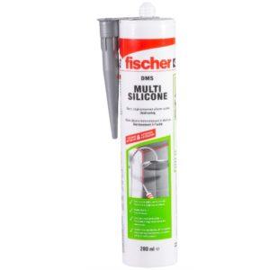 Σιλικόνη Γενικής Χρήσης Fischer Διάφανη 280ml