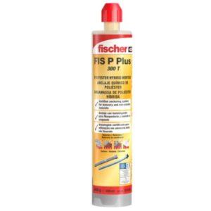 Χημικό αγκύριο για εφαρμογές μεσαίας καταπόνησης Fischer – FIS P Plus 300ml
